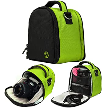 DSLR - Funda para cámaras réflex Digitales (Compatible con Leica ...
