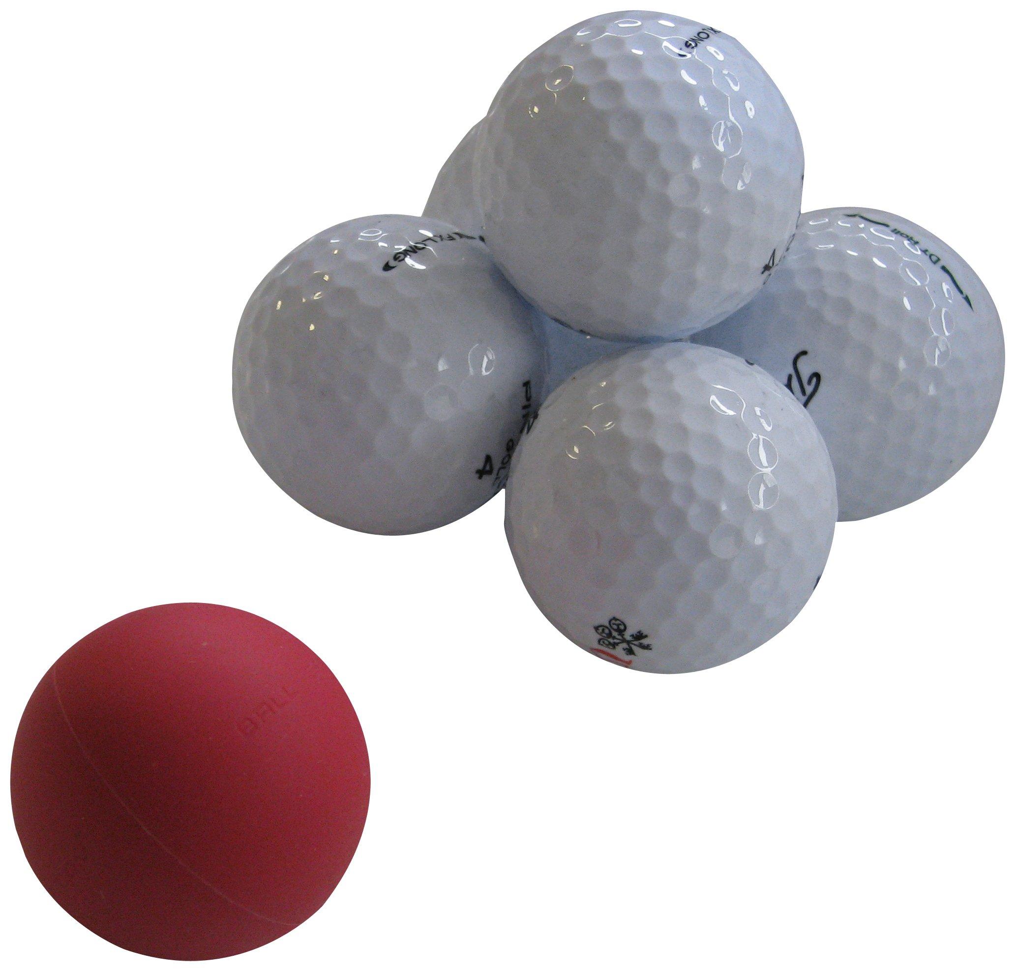 EyeLine Golf Ball of Steel (3-Pack) by EyeLine Golf