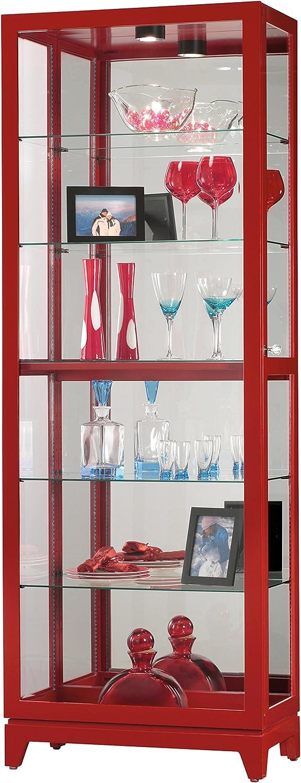 Howard Miller Luke V Curio Cabinet