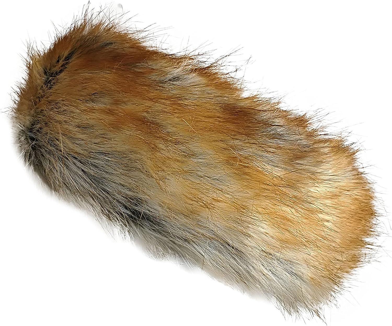 Fur Winter Faux Fox Raccoon...