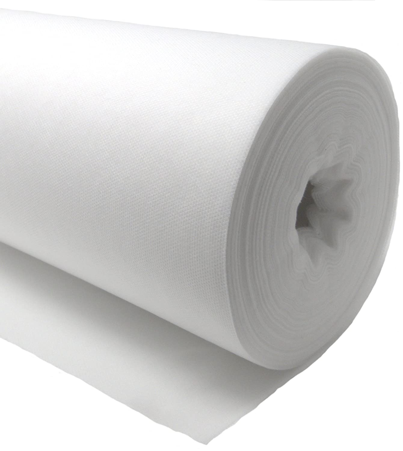 Axomi White Disposable Non-Woven Exam Bed Cover 1 Perforated Roll 55 Sheets 24 inches x 330 Feet