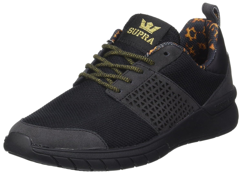 Supra Women's Scissor '18 Shoes B01NASD9XF 9 B(M) US Black/Tortoise/Black