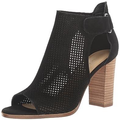 Marc Fisher Women's Deztin Dress Sandal, Black, ...