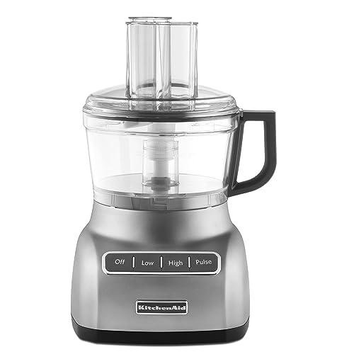 7-Cup Capacity: KitchenAid KFP0711CU Food Processor