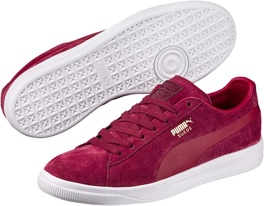 PUMA Mens Suede Ignite Low Top Lace Up Fashion Sneakers