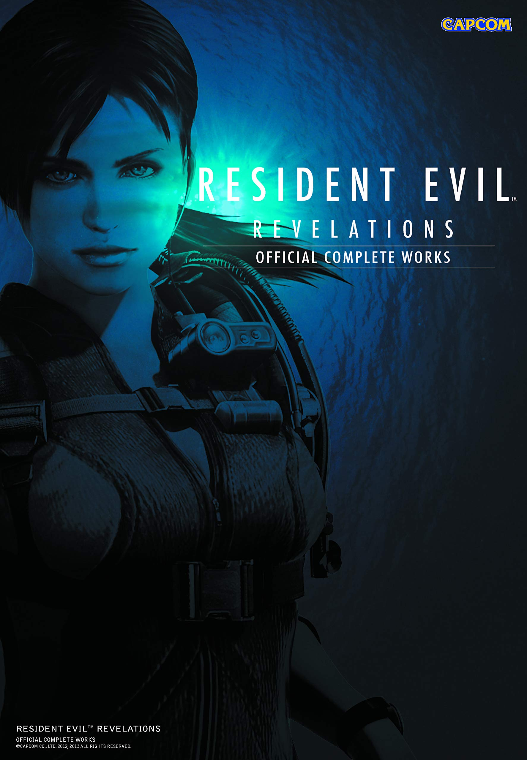 Resident Evil Revelations: Official Complete Works: Amazon.es ...