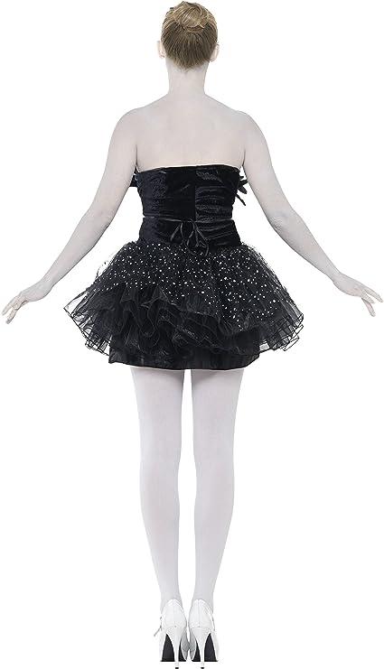 Smiffys Smiffys-27313L Black Swan Disfraz de Cisne Negro gótico ...