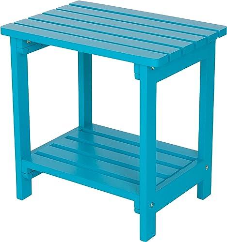 Shine Company Inc. 4104TQ Rectangular Side Table