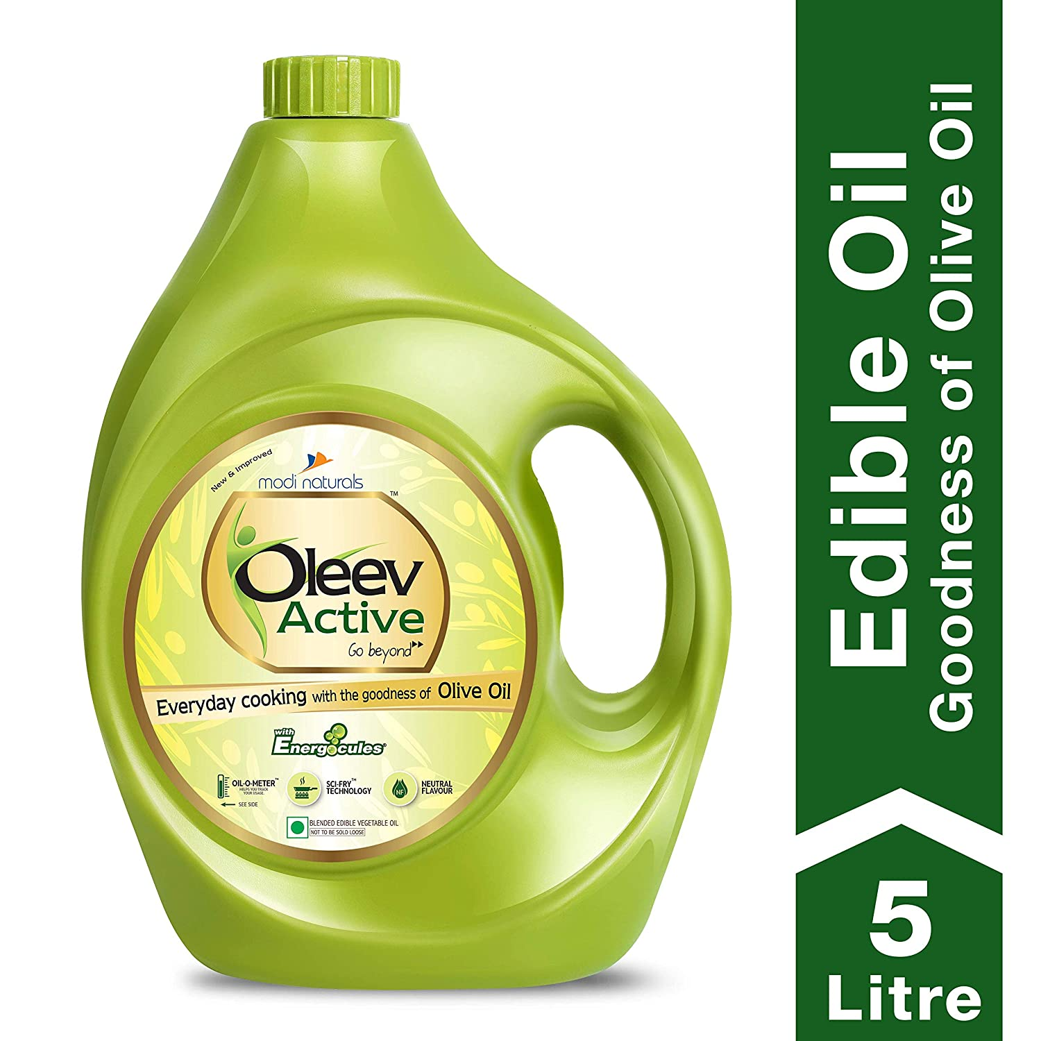 Oleev Active Oil Jar, 5L