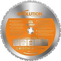 Evolution Power Tools - Hoja de sierra multiuso