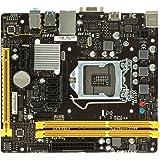 Biostar H110MHV3 Intel H110 LGA 1151 (Socket H4) Micro ATX motherboard - motherboards (DDR3-SDRAM, DIMM, 1333,1600,1866 MHz, Dual, 16 GB, Intel)