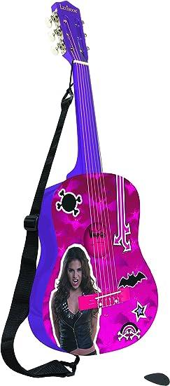 Chica Vampiro Chica Vampiro-K2000CV Disney Guitarra Clásica, Color Fucsia (Lexibook K2000CV): Amazon.es: Juguetes y juegos