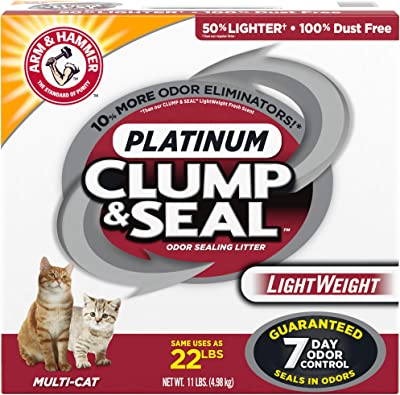 Platinum Clump & Seal