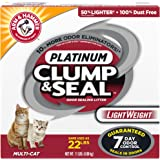 Arm & Hammer Clump & Seal AbsorbX Clumping Litter
