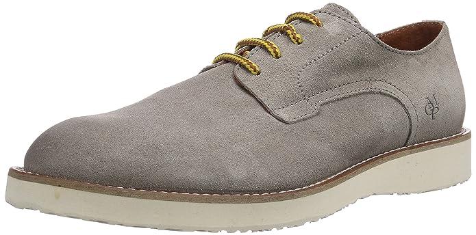 Sneaker, Damen Sneakers, Grau (910 Light Grey), 41 EU Marc O'Polo