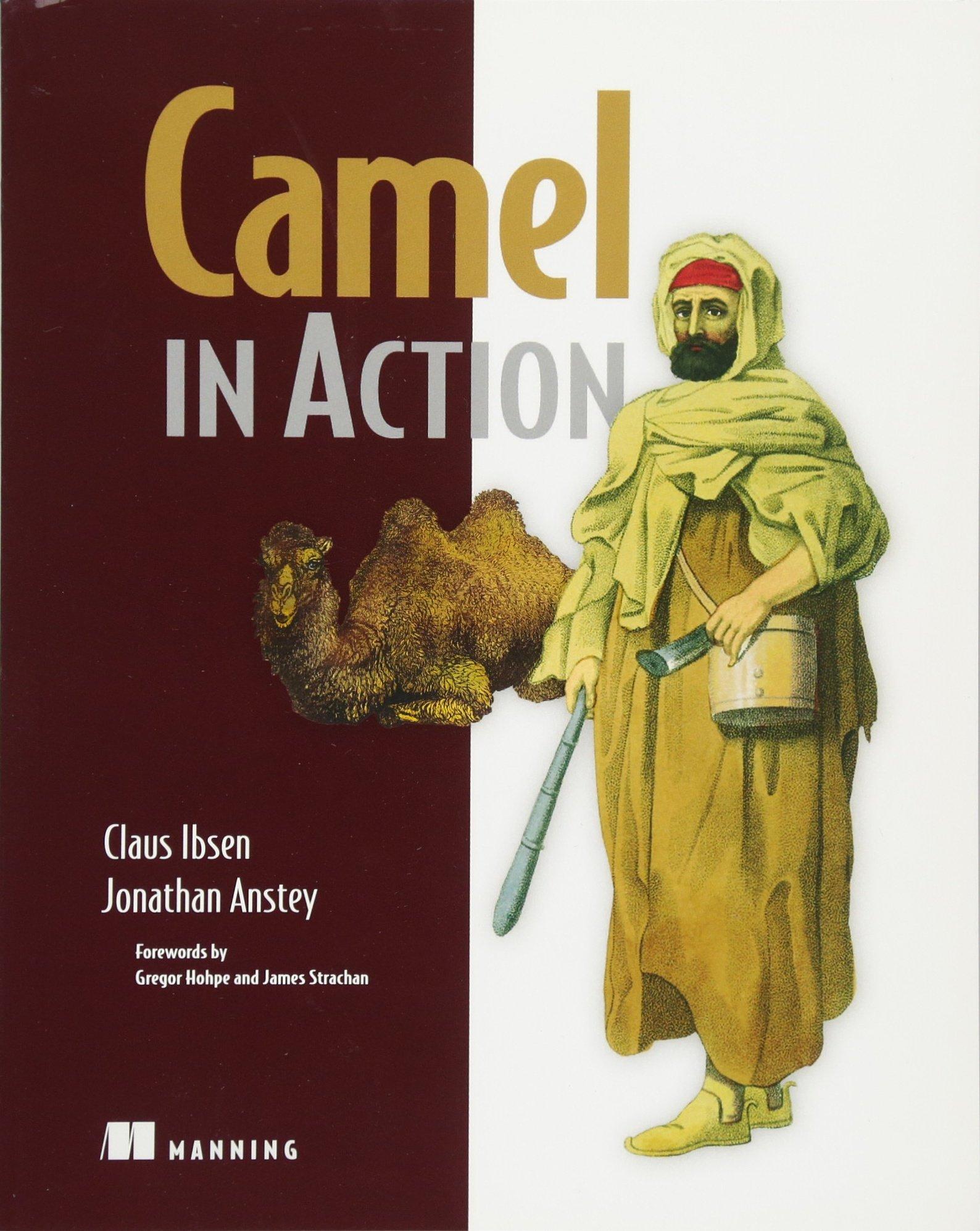 Camel In Action Amazon De Claus Ibsen Jonathan Anstey