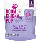 Angie's BOOMCHICKAPOP Caramel & Cheddar Popcorn Mix, 6 Ounce Bag (Pack of 12)