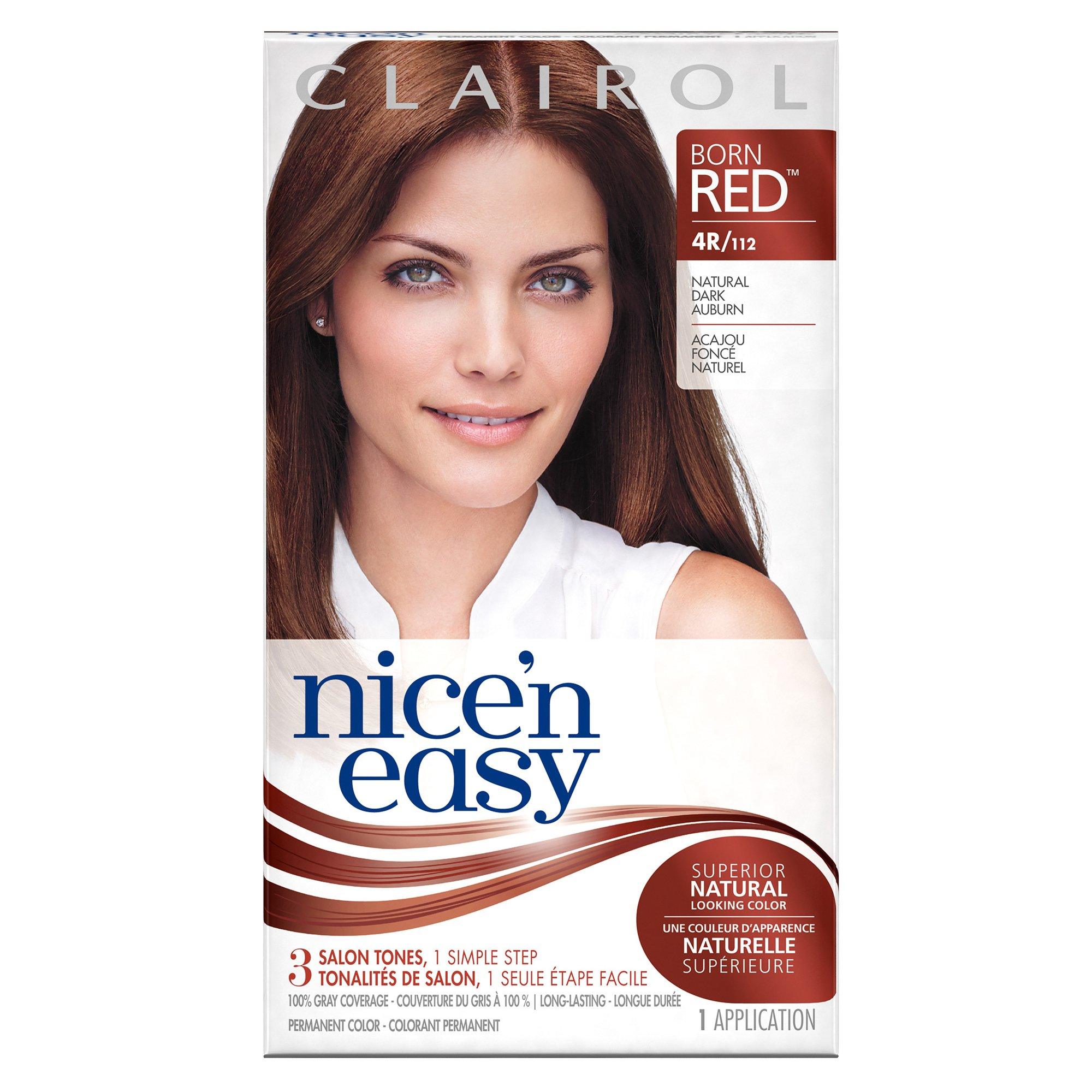 Amazon Clairol Nice N Easy Permanent Hair Color Kit 1124r