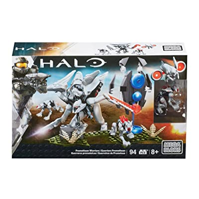 Mega Construx Halo Promethean Warriors: Toys & Games
