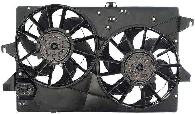 amazon com dorman 620 104 radiator fan assembly automotive rh amazon com