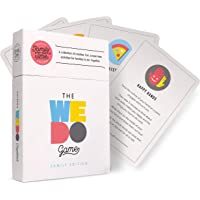 The WeDo Game – Family Edition – Australian Card Game Gift for Kids and Parents | Creative, Fun, Screen-Free Activities for Families to do. Together.