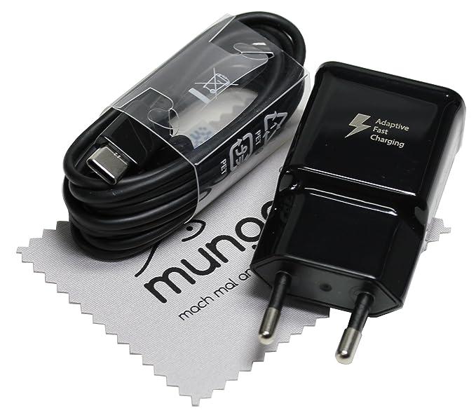 Cargador para Original Flash Rápido Samsung 2A + Cable de ...