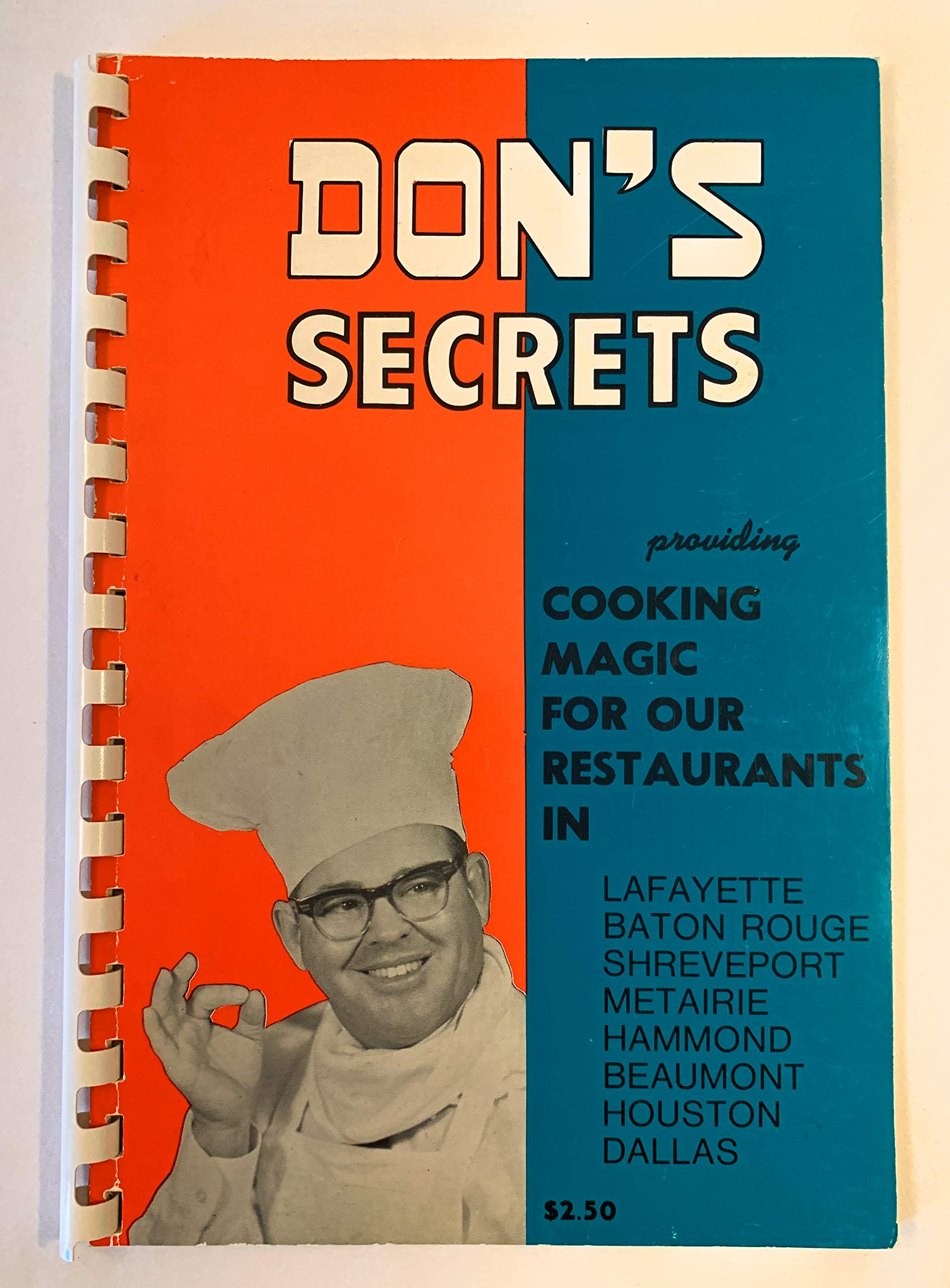 Don S Secrets Providing Cooking Magic For Our Restaurants