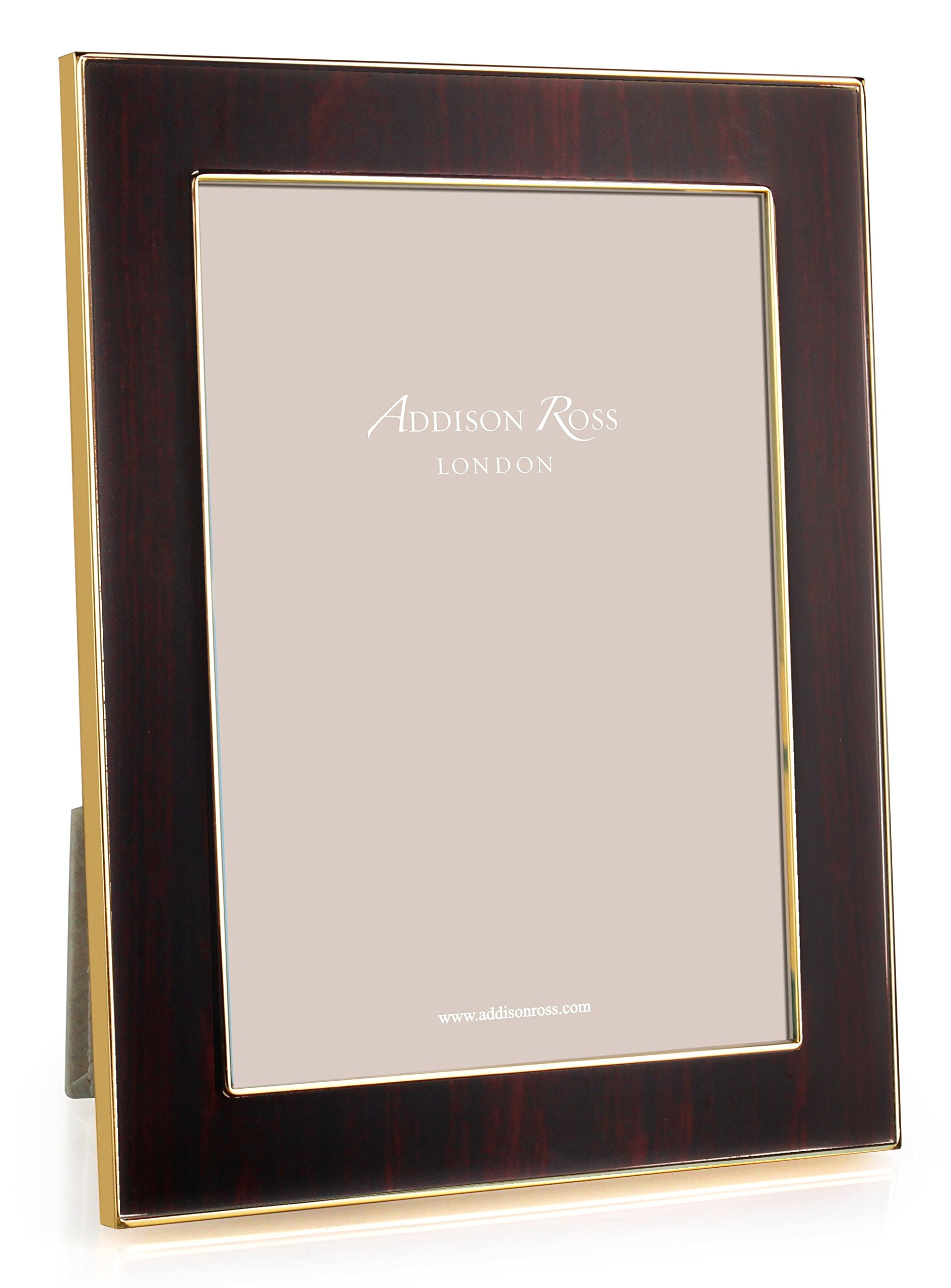 Addison Ross Toscana Midnight Gold Plate Frames (4x6)