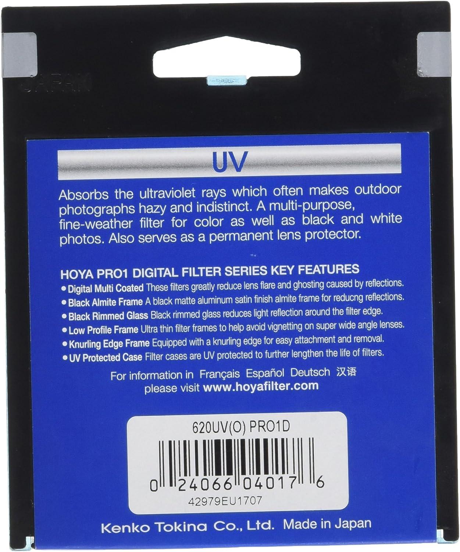 Hoya Filtro UV Ultravioletto di Protezione per Obiettivi 82mm UV PRO1D O