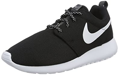 info for 53059 12f49 Nike W ROSHE ONE womens running-shoes 844994-002 5.5 - BLACK