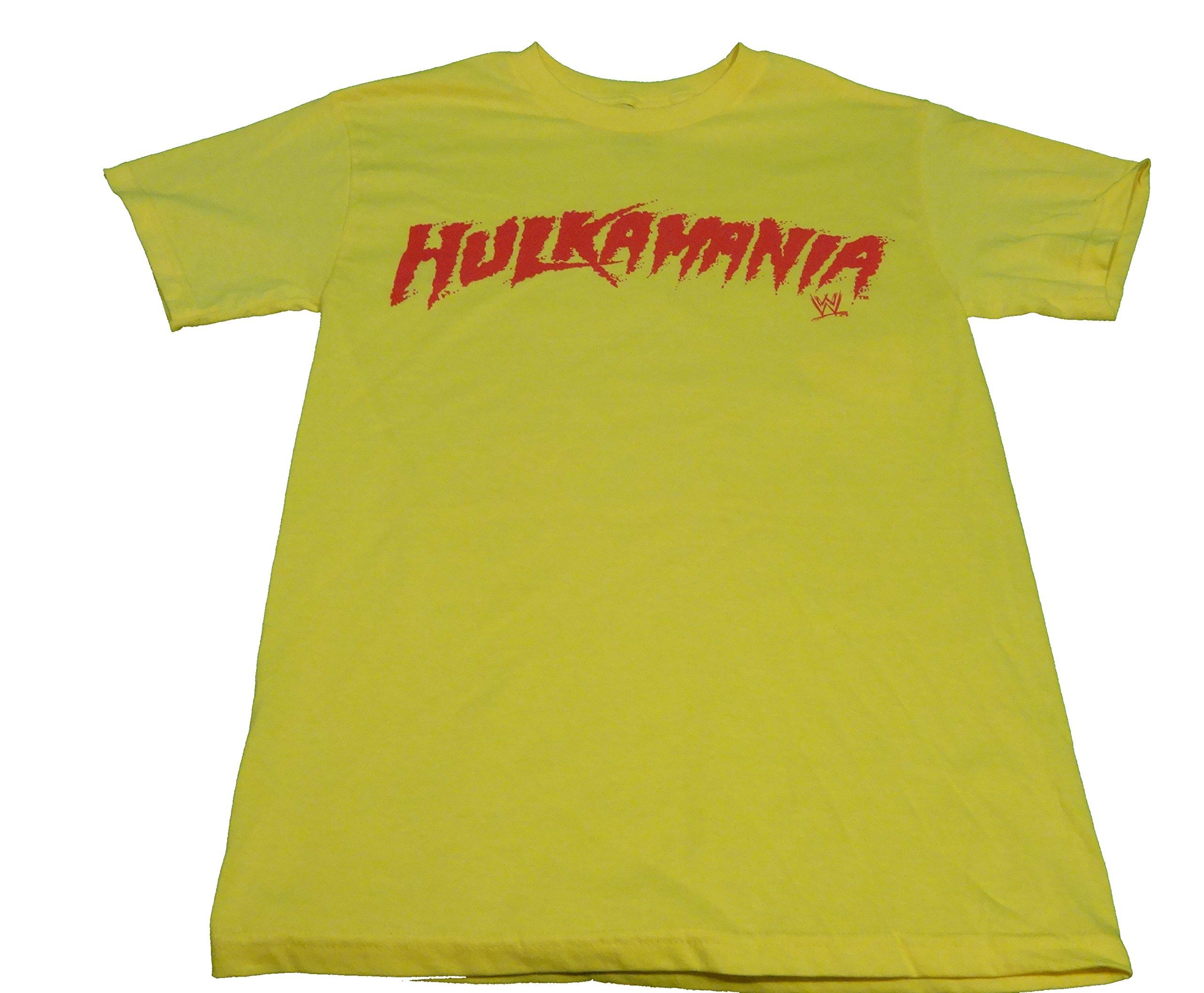 Wwe Hulk Hogan Hulkamania D Graphic T Shirt