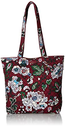 719462d81f60 Amazon.com  Vera Bradley Iconic Tote Bag