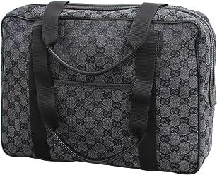 42fcfcb6a0ae4b Gucci Unisex GG Canvas Laptop Tote Bag Shoulder Handbag 282529