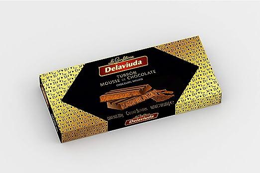 Delaviuda, Turrón (Mousse de Chocolate) - 200 gr.