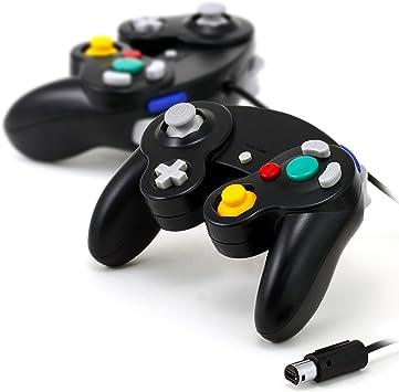 CSL - 2 Gamepad Controlador para Nintendo Wii, Wii U, Game Cube: Amazon.es: Electrónica