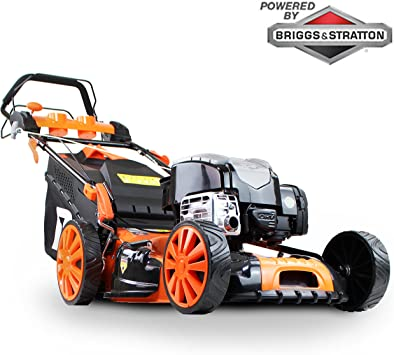 P1PE P5100SPBS Self Propelled Petrol Lawnmower - Low Maintenance Pick