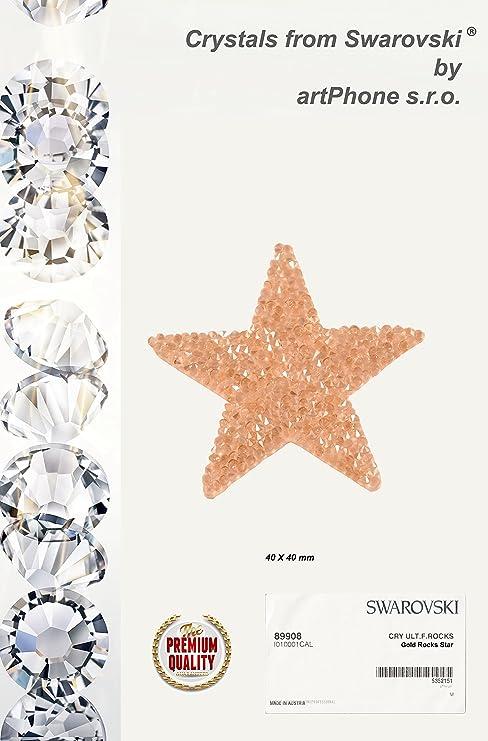 iShield Adhesivo, diseño de Cristal Swarovski Rocks ...