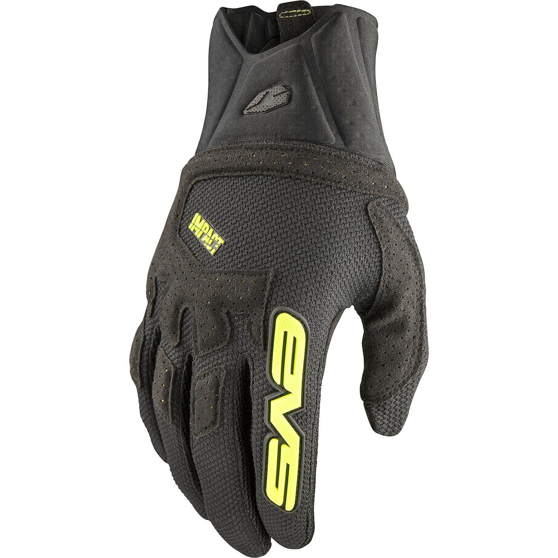EVS Sports Unisex-Adult Impact Glove Black Small GL18I-BK-S