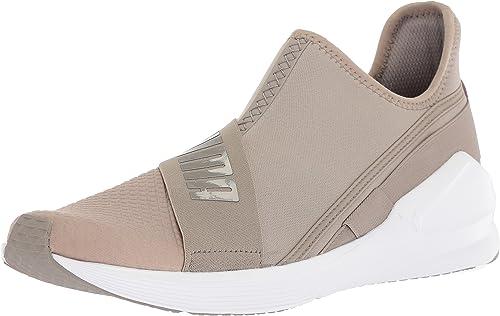 PUMA Women's Fierce Slip On Wn Sneaker