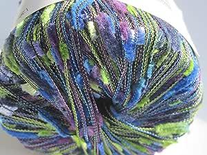 Short Curly Eyelash Yarn Made in Italy 1 ball