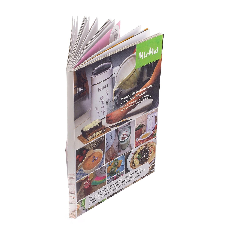 Amazon.com: Máquina para leche vegetal, leche de arroz, leche de ...