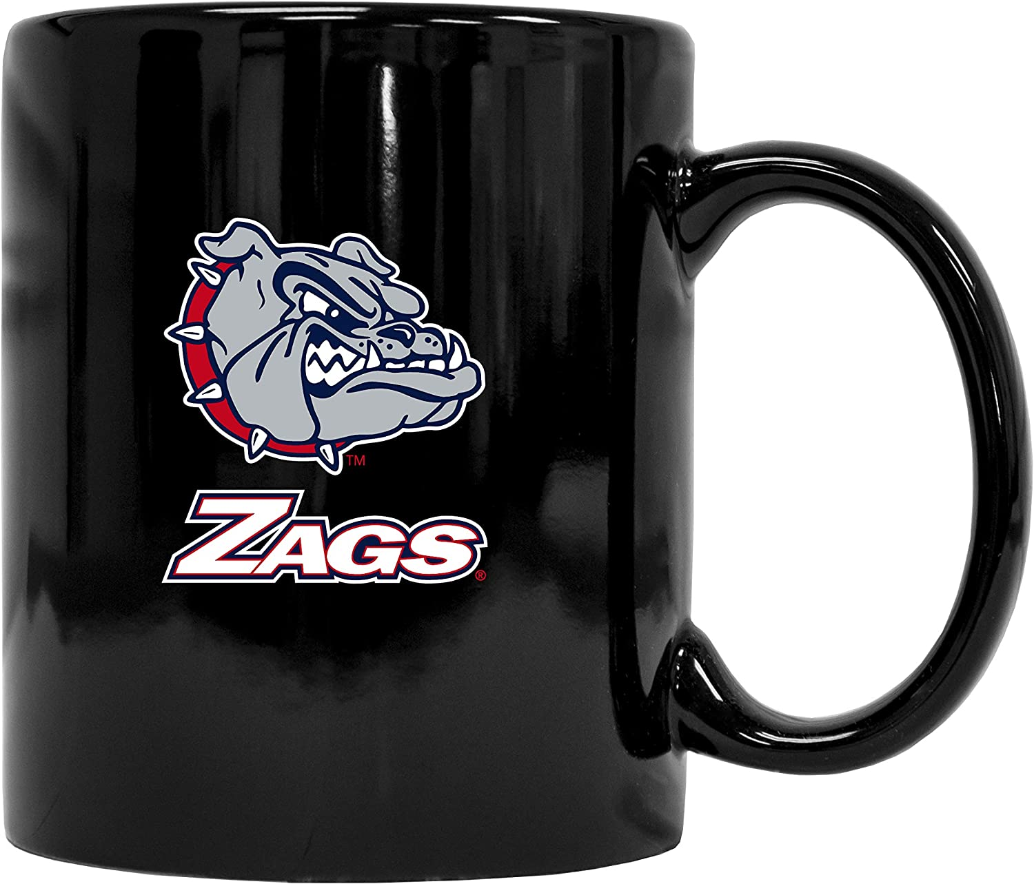 R and R Imports Gonzaga Bulldogs Ceramic Mug