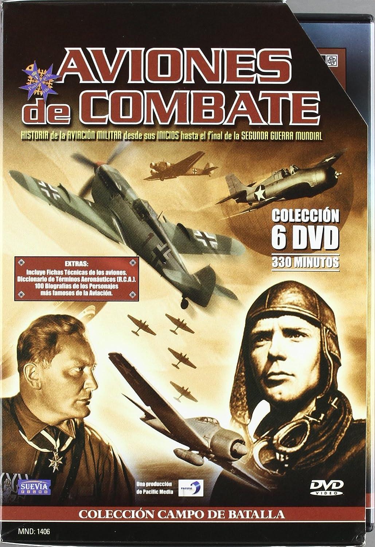Pack Aviones De Combate [DVD]: Amazon.es: Varios: Cine y Series TV