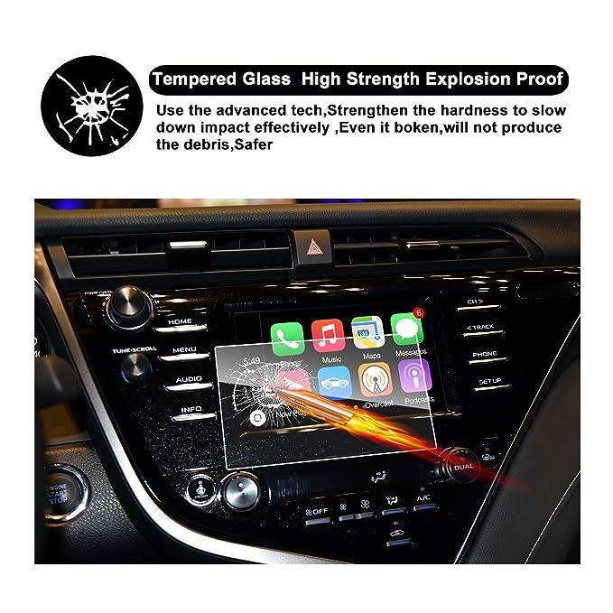 Amazon.com: RUIYA - Protector de pantalla para Toyota Camry ...