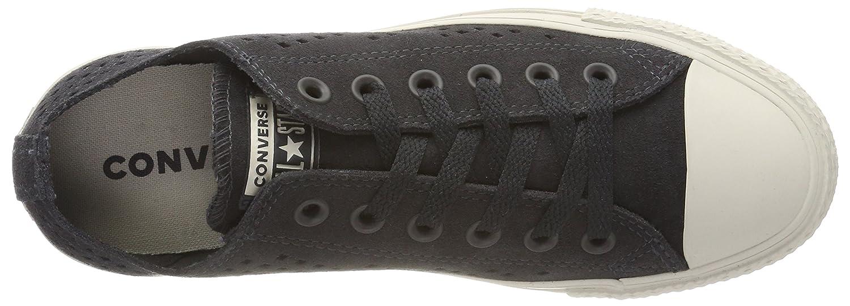 Converse Unisex-Erwachsene CTAS Ox Almost Almost Ox schwarz Sneaker Schwarz (Almost schwarz/Almost schwarz 049) 1d96dd
