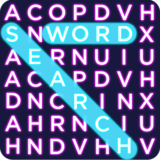 Word Search Pro - Word Search Games Free]()