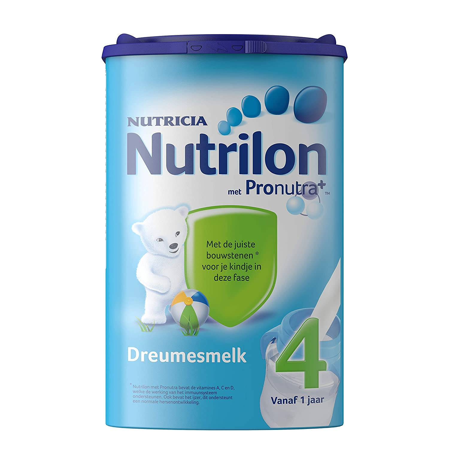 Nutrilon Antireflux: composition, usage and customer feedback