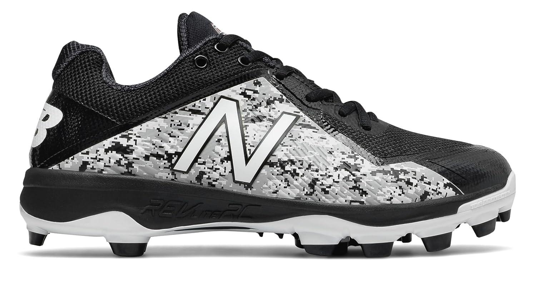 (ニューバランス) New Balance 靴シューズ メンズ野球 TPU Pedroia 4040v4 Black with Camo Green ブラック カーモ グリーン US 11 (29cm) B073YN8VK4