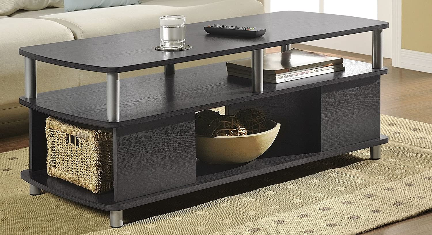 Amazon ameriwood home carson coffee table espresso kitchen amazon ameriwood home carson coffee table espresso kitchen dining geotapseo Images