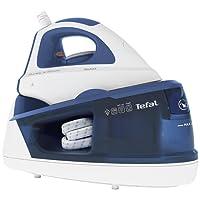 Tefal SV5030E0 - Centro de planchado, 2200 W, color azul y blanco